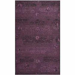 Cotton Dye Chenille Rug, Size: 60x90 cm
