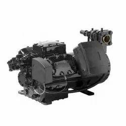 Semi Hermetic And Stream Compressor