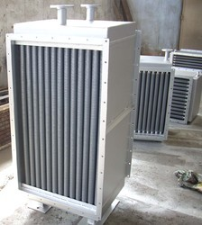 Thermic Oil Air Heater