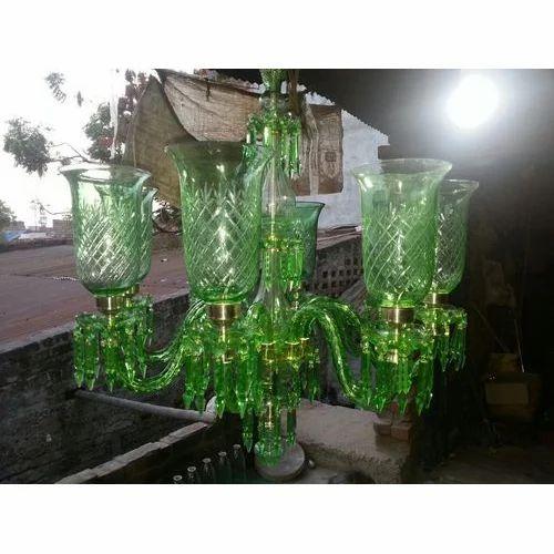 Green crystal chandelier decorative light lamp lamp shades green crystal chandelier aloadofball Images