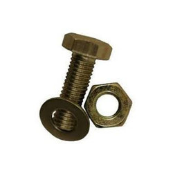 Cadmium Coated Bolt Nut