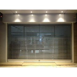 Fully Automatic Polycarbonate Rolling Shutter
