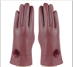 RWW5Z14010 Womens Designer Winter Gloves