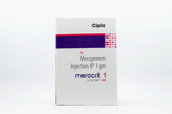 Merocrit 1gm Injection
