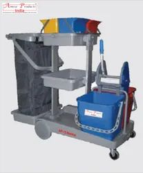 Housekeeping Janitor Carts