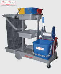 Housekeeping Cleaning Cart