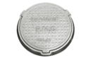 FRP Circular Solid Top Manhole Covers