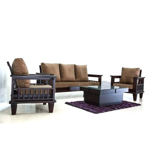 Microfiber Sofa Set
