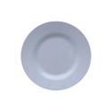 Ae White Soup Plates, Size: 9 Inch