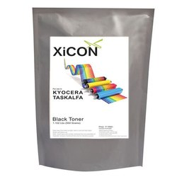 XICON Kyocera Taskalfa Black Single Toner for Kyocera Taskalfa - 500g