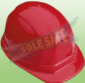 FRP Industrial Helmet with Chin Strap And Nape Strap