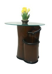 Unique Modern Fountain Table