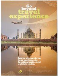 Magazine Ad Design Service