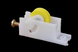Adjustable Sliding Window Roller Without Bearing / Adjustable Bracket
