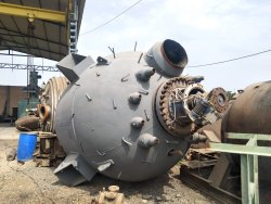 Used High Pressure Reactor