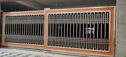 Stainless Steel Telescopic Gate