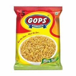 Gops Moong Dal Namkeen, Packaging Size: 18 gm