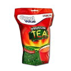 Premium Tea Packaging Pouch