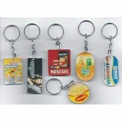 Acrylic Sheet Keychain