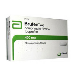 400mg Brufen Tablets