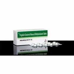 Pregabalin 300 Mg (Pregalis), Packaging Type: Strip, Rs 450