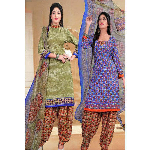 Casual Wear Normal Salwar Two Top Salwar Suit Rs 339 Piece