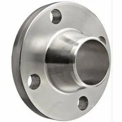 Round Stainless Steel Flange
