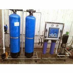 FRP Industrial RO Plant, Capacity: 1000 LPH