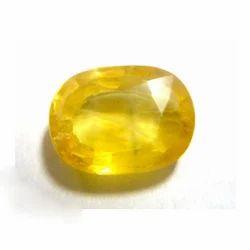 Yellow Sapphire in Hyderabad, Telangana   Yellow Sapphire