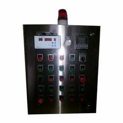 Three Phase Food Processing Control Panel, IP Rating: IP54