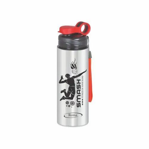 37e47872d35 Rema - Stainless Steel Water Bottle Smash 750 Sleak Design - Assorted Color