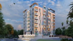 Residential Modular Flat Building Constructions Service