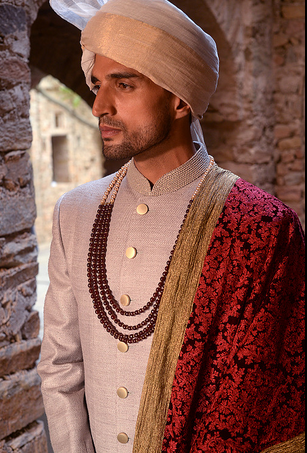 Peach Wedding Men Sherwani Punit Arora Fashion Designer Id 19784968273