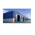 Steel Prefabricated Warehouse Structure