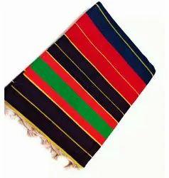 Handloom Cotton Dari, Size: 36x72