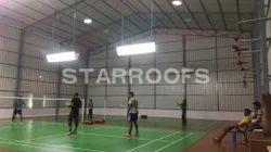 Badminton Court Contractors