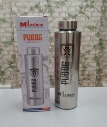 PUBBG Steel Bottle