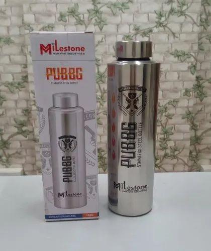 PUBBG Steel Bottle