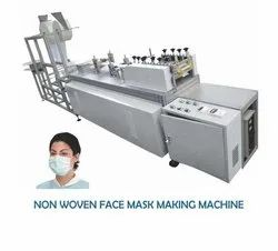FACE MASK MAKING MACHINES 3 layer