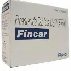 Finasteride (5mg) Fincar Tablets
