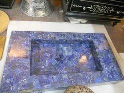 Lapis Lazuli Sink