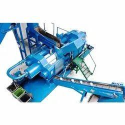 Hydraulic Horizontal Metal Briqueting Machine