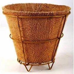 Conical 8 Inch Coir Pot