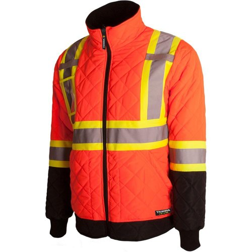 Terra Polyester High Visibility Safety Jacket