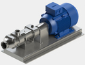 Hygienic Screw Pumps