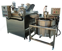 Manual Potato Chips Making Line