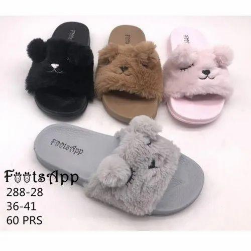 Footsapp Chinese Ladies Fancy Flip Flop