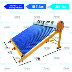 100 Litre Solar Water Heater