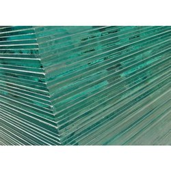Transparent Plain Window Toughened Glass, Size: 10-50 Square Feet, Thickness: 5MM