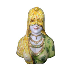 Bani Thani Marble Statue